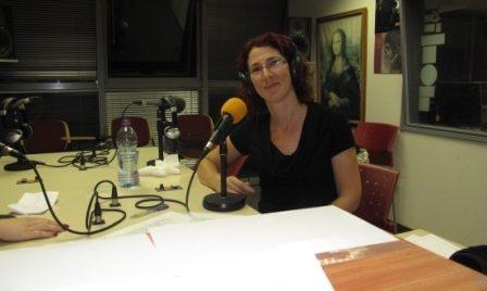 ראיון ברדיו להרגיש אלנטרנטיבי